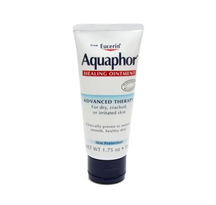 Tattoo aftercare aquaphor healing ointment tube for Tattoo care aquaphor