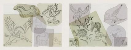 books classic tattoo stencils designs in acetate by cliff white. Black Bedroom Furniture Sets. Home Design Ideas