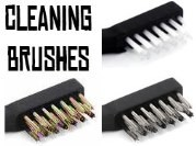 Cleaning Brush for Tattoo Tools & Medical Instruments