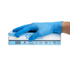 Vanguard Comfort Blue Disposable Nitrile 3.5gm Gloves