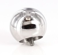 00g Internally Threaded Countersunk Steel Ball