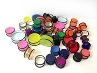 50 Assorted UV Plugs 7/16 inch to 1 inch