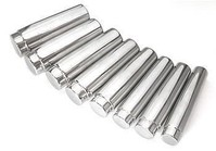 8 Piece Steel Eyelet Taper Set 18mm - 25mm