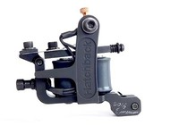 All Black Spider Liner Coil Tattoo Machine