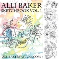 Alli Baker Sketchbook Volume 1