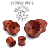 Bi-Con Red Wood Eyelets