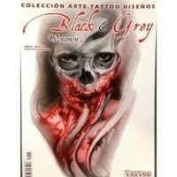 Black and Grey Vol 2 from Argentina in Spanish
