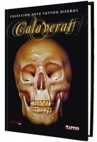 Calavera Tattoos Book from Argentina in Spanish