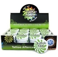 Case of 36 Tattoo Goo Original Tins