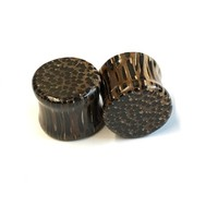 Classic Plugs in Palm Wood