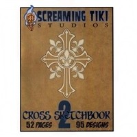 Cross Sketchbook 2 by Pete Smith