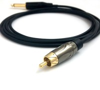 Deathless Cords - Standard RCA Cord- 3.9mm ULTRAflex