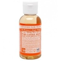 Dr. Bronner's Pure-Castile Soap - Tea Tree – 2oz Bottle