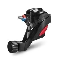 Ego Apex Nano Rotary Tattoo Machine - Red on Black