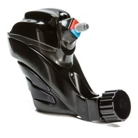 Ego Apex Overkill - Rotary Tattoo Machine - Black on Black