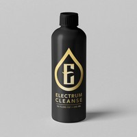Electrum Cleanse - Tattoo Cleanser & Rinse Solution - 16oz Bottle