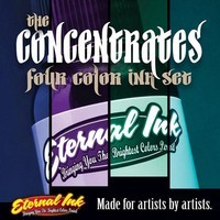 """The Concentrates"" Set of Four - Eternal Tattoo Ink"