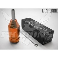 "FK Irons AL13 RPG Cartridge 1"" Grip - Tangerine"