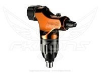 FK Irons Spektra Halo 2 Rotary Tattoo Machine – Tangerine