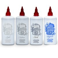 Formula 23 Shading Series Set - Intenze Tattoo Ink
