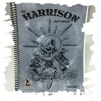 Harrison Sketchbook Volume 1
