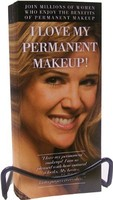 Informative Brochure on Permanent Makeup - 100 Brochures
