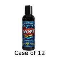 Ink Fixx Lotion by Tattoo Goo - Case of 12 2oz Bottles