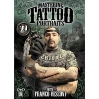 Mastering Tattoo Portraits with Franco Vescovi