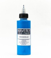 Medium Blue Tattoo Ink - Waverly Color Company