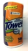 Member's Mark 146ct Two Ply Premium Paper Towels