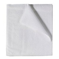 "MooreBrand Premium 2-Ply Drape Sheets - 40"" x 48"" - Case of 100"
