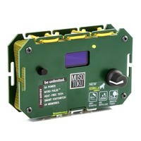 Musotoku Tattoo Power Supply - Green