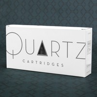 Peak Needles - Quartz - Box of 20 ROUND SHADER Cartridge Tattoo Needles with Membrane