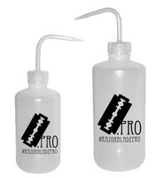 Plastic Squeeze / Wash Bottle by Razorblade Pro