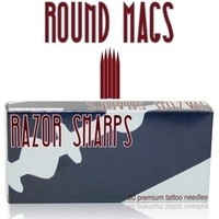 Razor Sharps - Premium Tattoo Needles - Round / Curved Mags