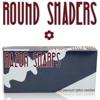 Razor Sharps - Premium Tattoo Needles - Round Shaders