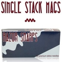 Razor Sharps - Premium Tattoo Needles - Single Stack / Woven Mags