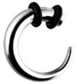 Round Steel Ear Talon