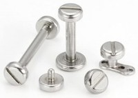 Screw Top for Internally Threaded Jewelry
