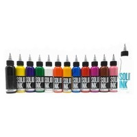 Solid Ink - 12 Color Spectrum Set