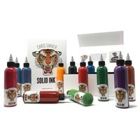 Solid Ink - Chris Garver 12 Color Deluxe Set