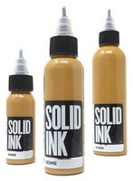 Solid Ink - Ochre