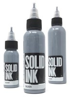 Solid Ink - Silver