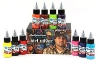 Kirt Silver Series - Starbrite Tattoo Ink