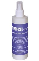 Stencil-Prep - 8oz Spray