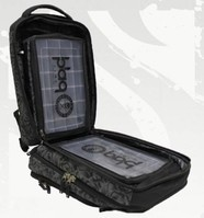 Sullen Blaq Paq Onyx Tattoo Travel Bag