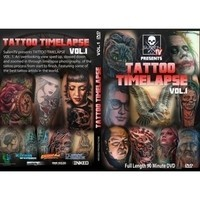 Sullen TV Presents Tattoo Timelapse Volume 1