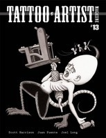 Tattoo Artist Magazine Issue 13