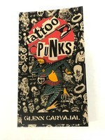 Tattoo Punks Artist Series Pins - Glenn Carvajal