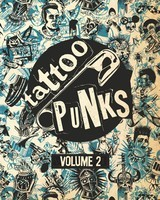 Tattoo Punks Volume 2 by Josh Howard
